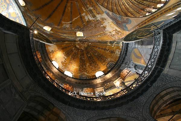 Hagia Sophia Info