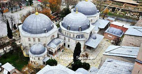 Tombs of Hagia Sophia