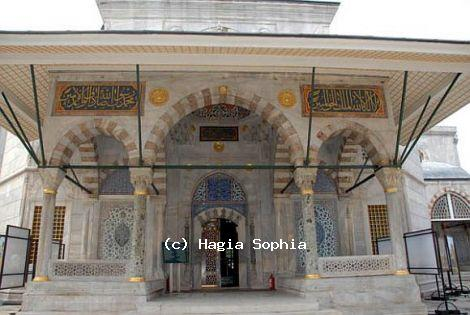 Tomb of Sultan Selim II