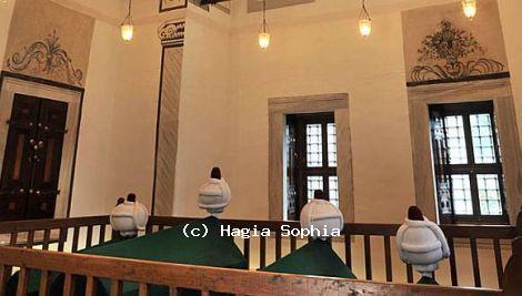 Hagia Sophia Tomb of Princes
